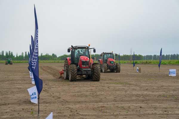 Trelleborg y Agco trabajan unidos para extender su presencia en China