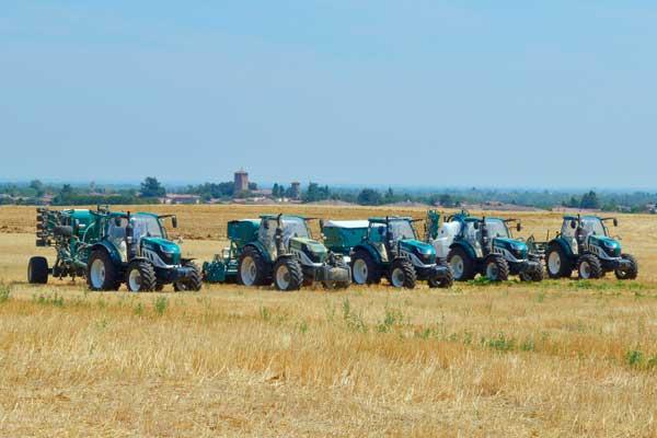 Arbos presenta su amplia oferta de tractores e implementos