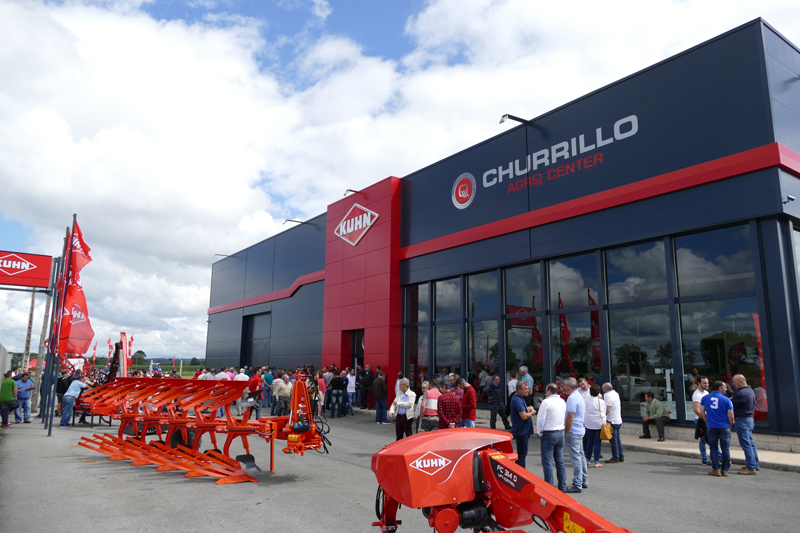 Kuhn Churrillo Agro Center