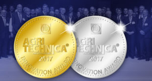 Agritechnica Medallas Medaillen 2017