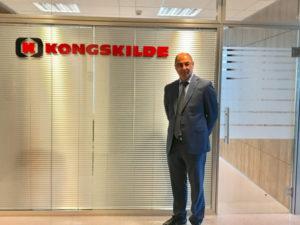 Luis Pagano Marba, nuevo Country Sales y Marketing Manager para España y Portugal de Kongskilde