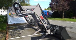 Pala cargadora MX Serie-U400