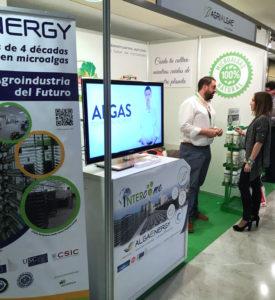 AlgaEnergy presentó AgriAlgae