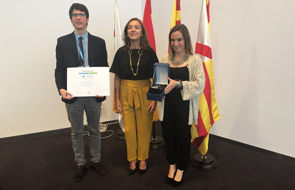 AlgaEnergy, Premio Biotecnología