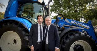 Carlo Lambro con Maurizio Martina