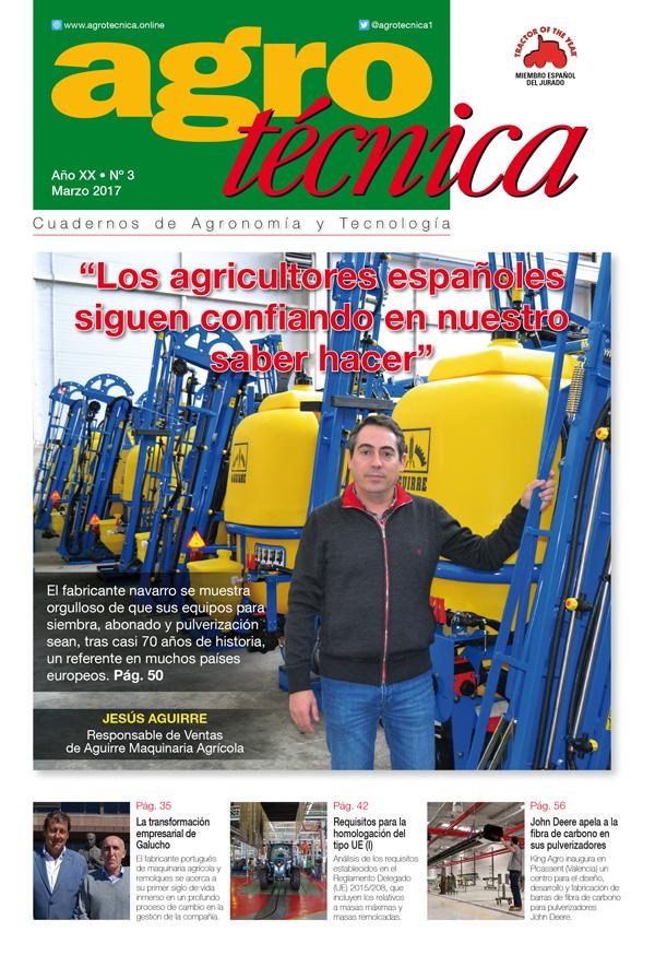 Agrotécnica Marzo 2017