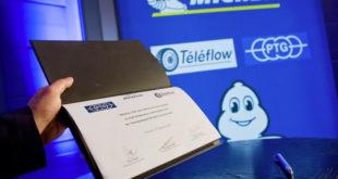 Michelin PTG Teleflow firma