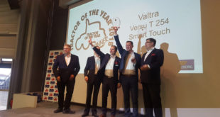 Valtra Tractor Of The Year
