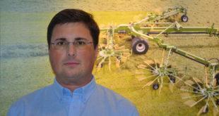 Carlos García, Delegado Comercial Farming Agrícola
