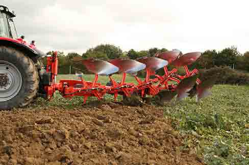 KUHN SMART PLOUGH