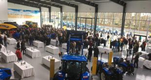 New Holland Concesión Manto