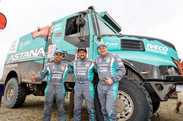 Petronas Dakar 2018