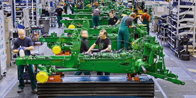 John Deere entre las empresas más éticas del mundo