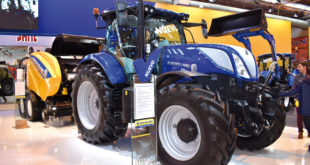 New Holland Tractor de España