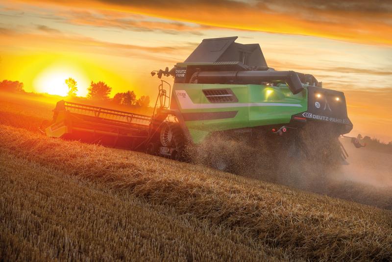 Deutz Fahr cosechadoras Serie C9300