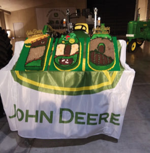 John Deere 100 años Tarta
