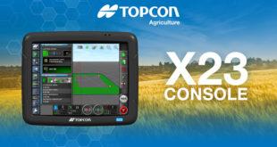 Topcon Agriculture consola