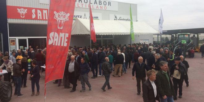 Concesiones del Grupo SDF celebraron eventos con los agricultores de sus zonas