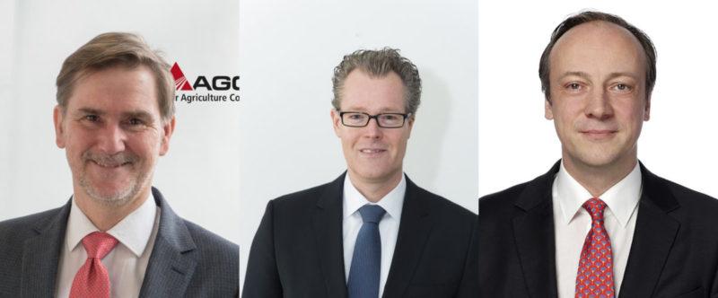 Dr. Rainer Scholz Hoch, Torsten Dehner y Konstantin Meier-Kulenkampff