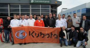 Curso de Productos Implementos Kubota