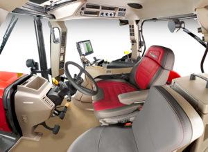 Case maxxum 145 CVX cabin
