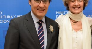 Fernando Miranda e Isabel García Tejerina