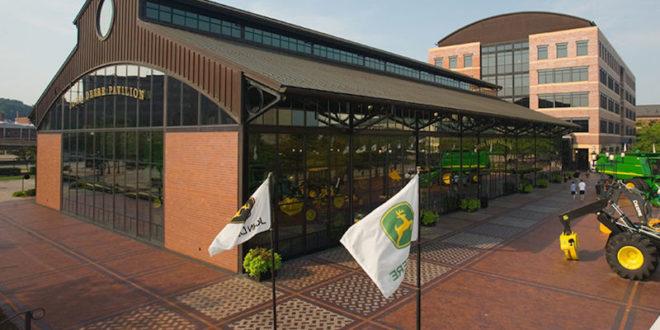 Los ingresos de Deere & Company disminuyeron un 9% en 2020, las ventas agrícolas bajaron un 6%