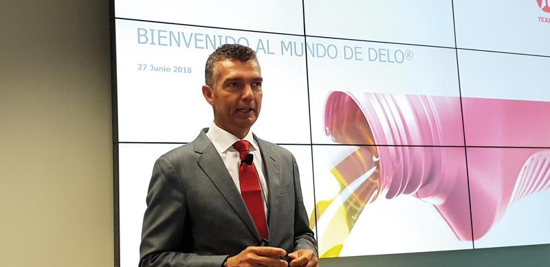 Carlos Giner, Dirctor General de Cepsa Lubricantes