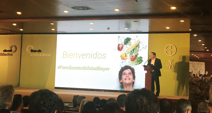 Bayer Foro Sostenibilidad Valencia