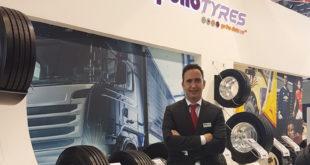 Jon Irala, nuevo Responsable de Camión de Apollo Vredestein en España
