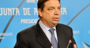 Luis Planas, Ministro del Ministerio de Agricultura, Pesca y Alimentación