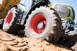 Acuerdo de suministro entre Apollo Vredestein y Claas Tractor