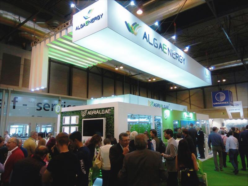 AlgaEnergy Stand Fruit Atraction