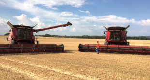 CASE IH gama Axial-Flow 2018