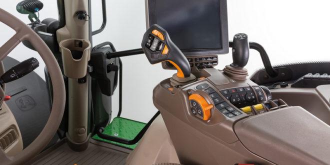 CommandPRO, disponible en todos los tractores de la Serie 6R
