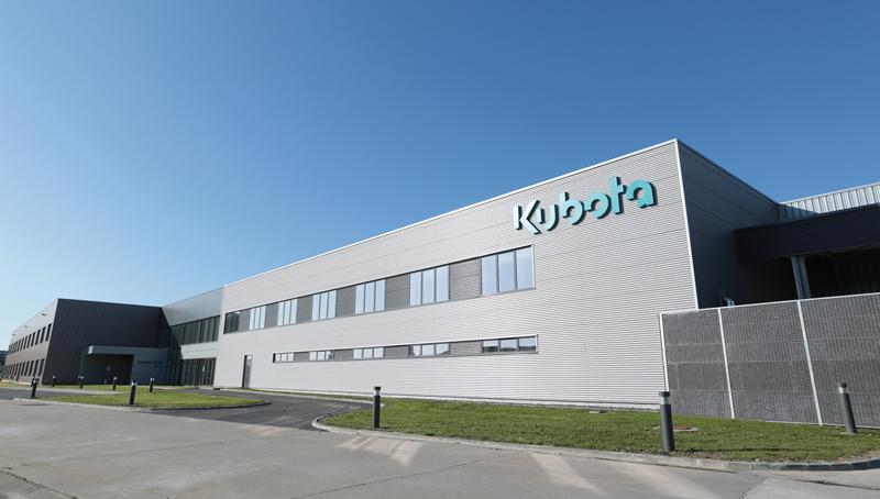 Kubota, nuevo centro de I+D