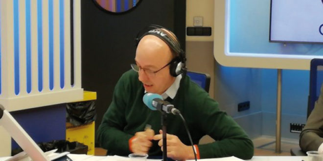 Miguel Ángel Riesgo,Presidente del Fondo Español de Garantía Agraria.