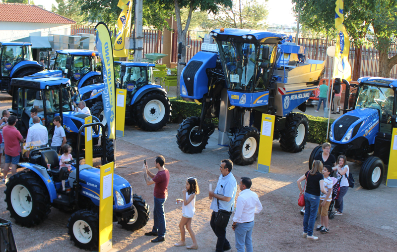 New Holland Fercam 2018