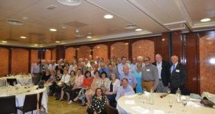 encuentro anual de veteranos directivos New Holland de posventa