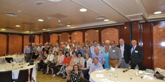España acogió el encuentro anual de veteranos directivos New Holland de posventa