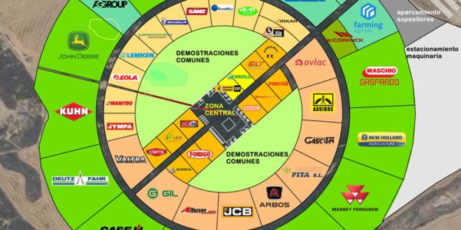 Parcelas Demoagro 2019
