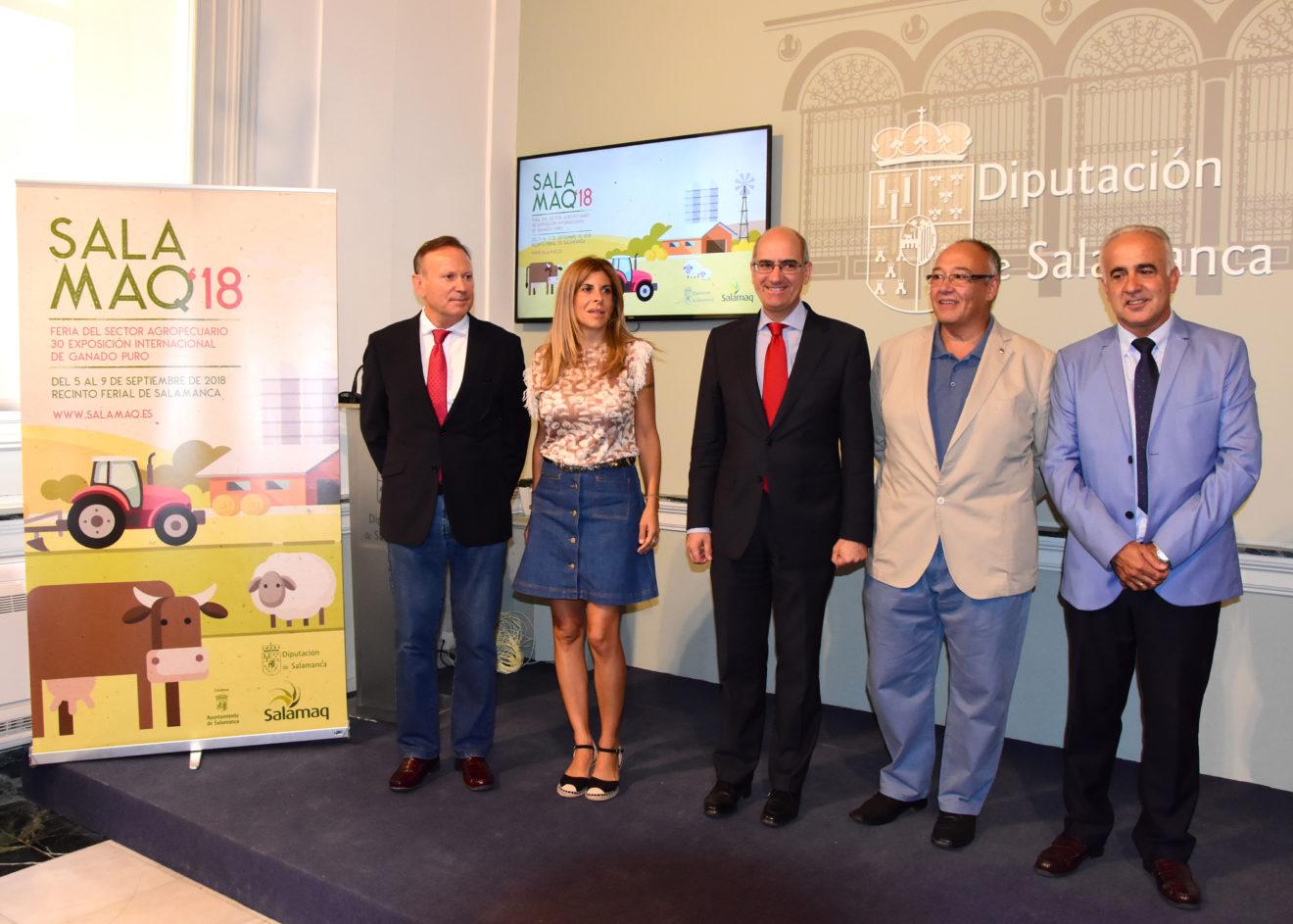 Presidente de la Diputación de Salamanca, Javier Iglesias
