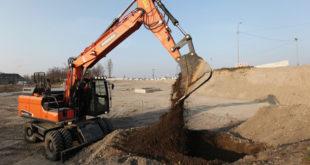 Doosan DX170W 5 Construction