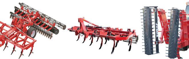 Novedades Jympa para tractores de gran potencia en la Feria Agraria de Sant Miquel