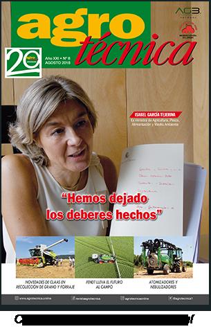 Agrotécnica agosto 2018