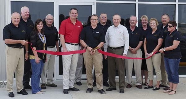 Centro de Recolección de Nebraska (EE.UU.) ha reabierto