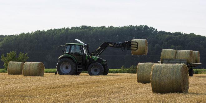 Las matriculaciones de tractores en Alemania cayeron un 0.7% en agosto