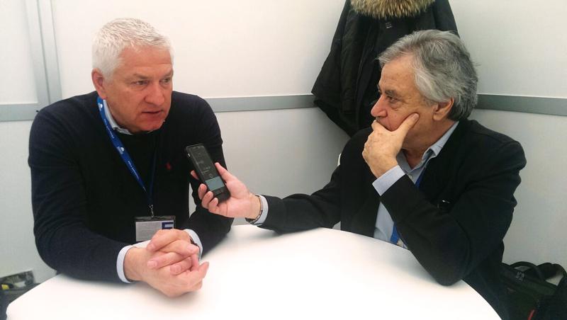 Bernd Ludewig, Responsable de Venta y Postventa del Grupo Claas