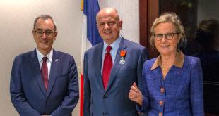AGCO Martin Richenhagen award