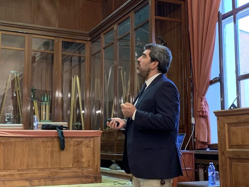 José G. Llopis, Director de Marketing de SDF Ibérica
